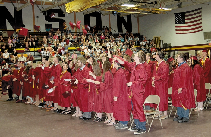 Benson High School the Class of 2016