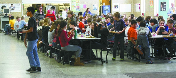District 777's board is looking at deep cuts in scool funding.