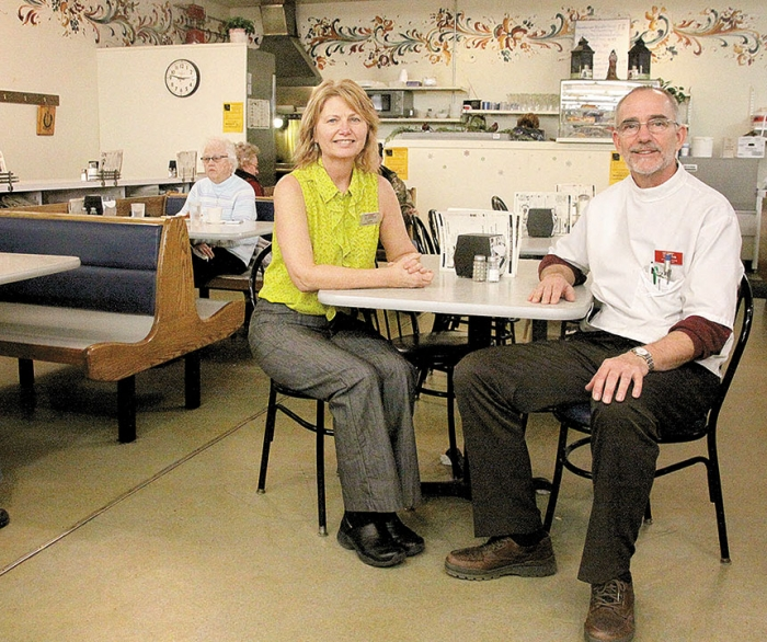 Laree and Vyke Breen struggled with the decision to close the Breen's fountain for a decade, but in the end it came down to the need for more space for the pharmacy and a steadily declining clientele.