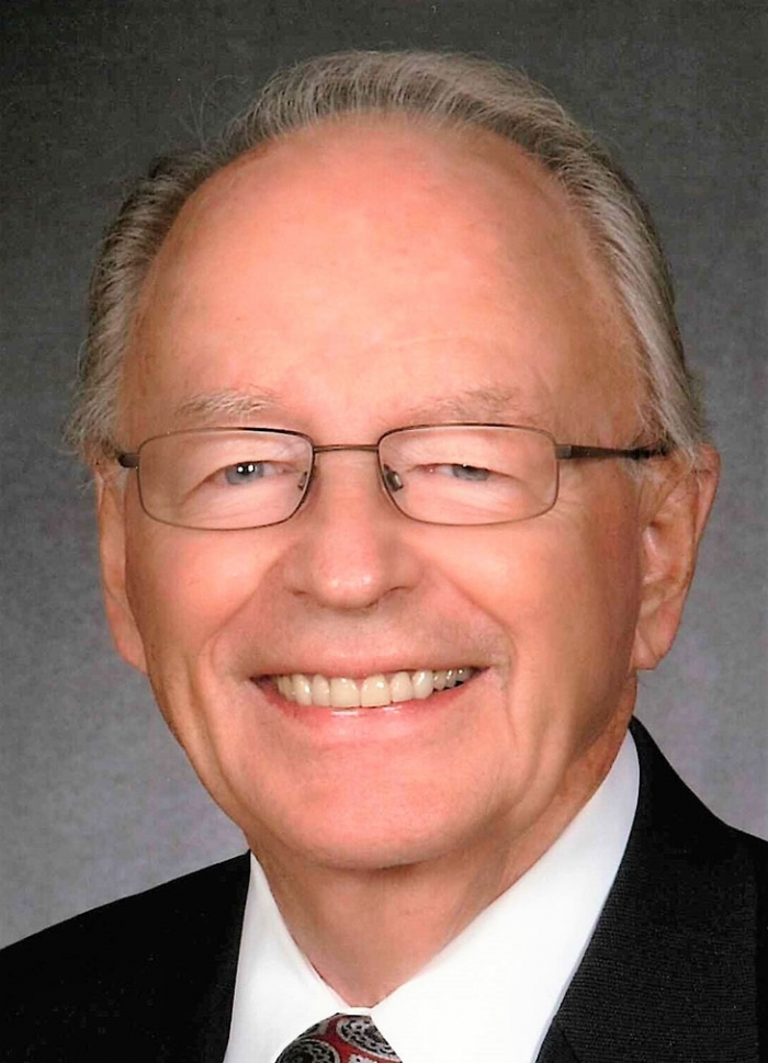 "Pastor Charles ""Chuck"" Jacobson"