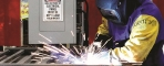 Welding students spent four weekends at CNH learning welding methods and safety.