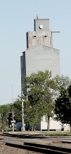 Owners of the large concrete and wood grain elevator along Minnesota Highway 9 west have approached the City of Benson about buying the site.