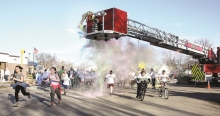 Swift County-Benson Health Services Walk/Bike Color Run